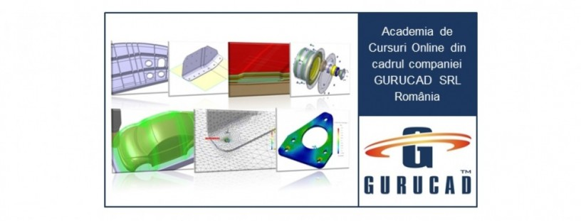 Academia De Cursuri Online Din Cadrul Companiei GURUCAD