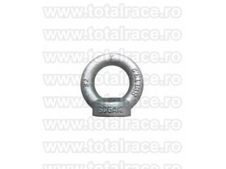 Inel ridicare DIN 582 tip mama pentru deplasarea greutatilor Total Race