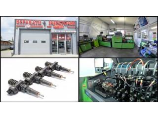 Centru reparatii injectoare Bosch, Pompa Duza, Piezo, Delphi